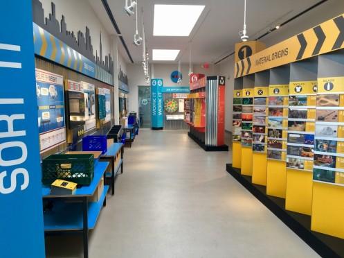 Sims education room