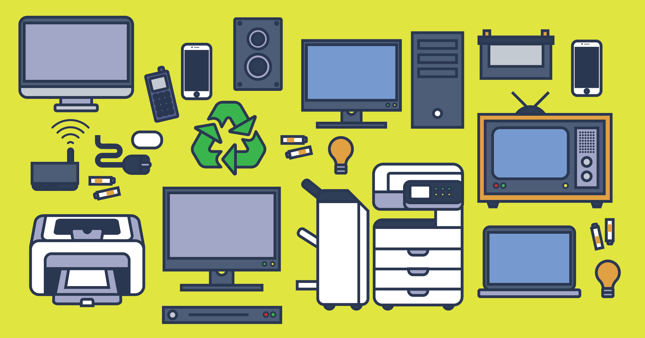 How to Recycle Electronics and Why It's Important