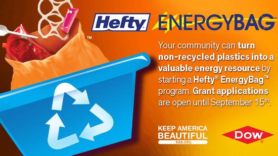 Hefty® EnergyBag™ Program