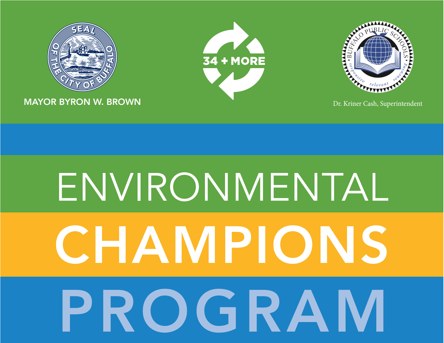 City of Buffalo – Environmental Champions Program