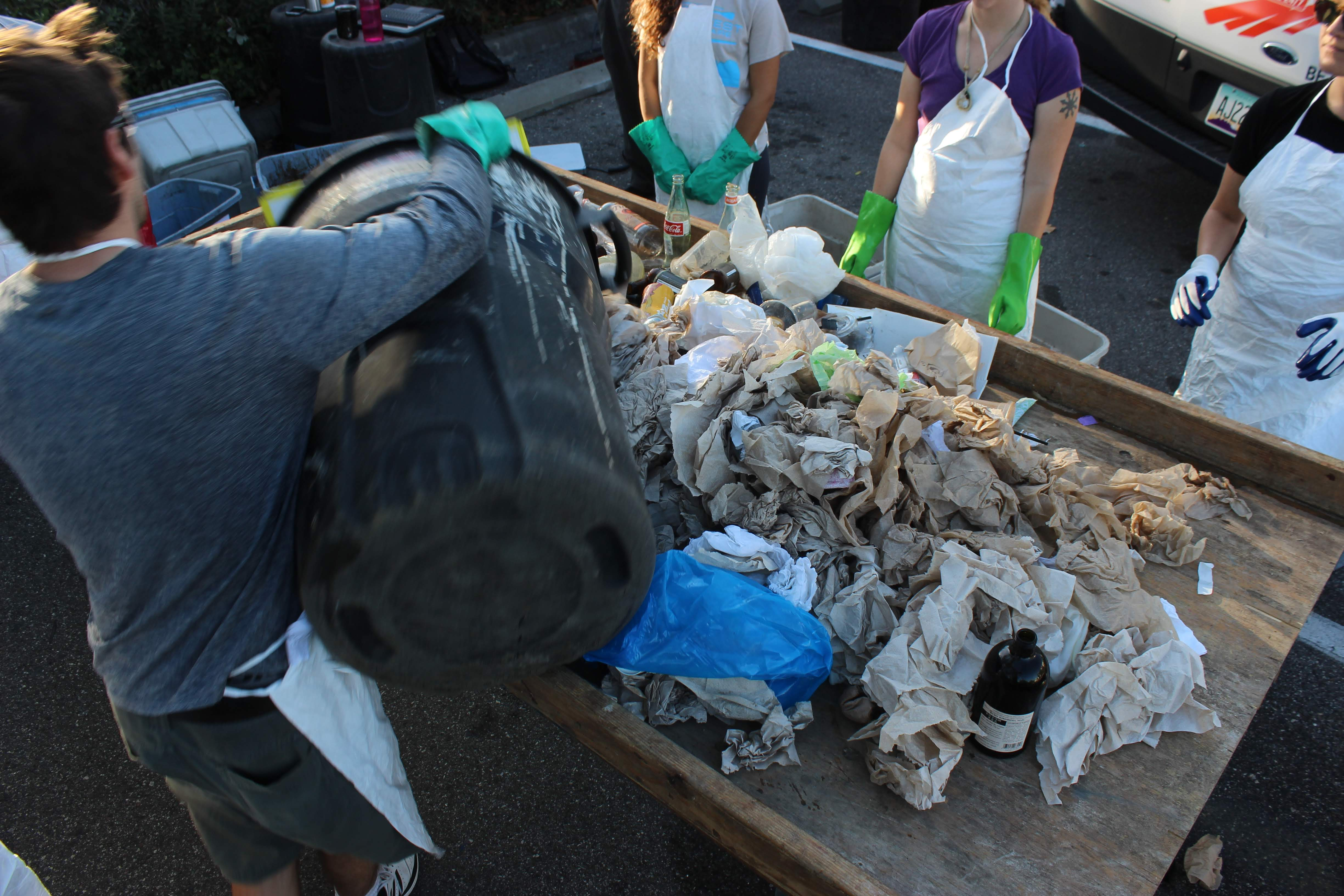 Recap: Conducting a Waste Audit at East End Market Orlando